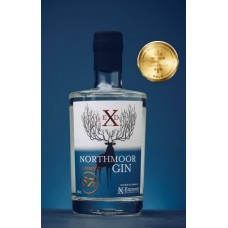NORTHMOOR GIN NAVY STRENGTH 35cl
