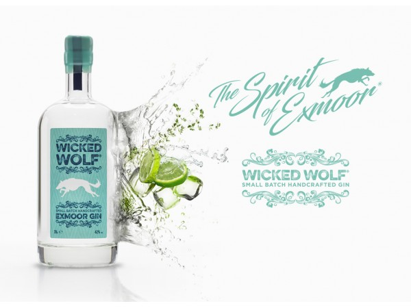 WICKED WOLF EXMOOR GIN 70cl or 35cl