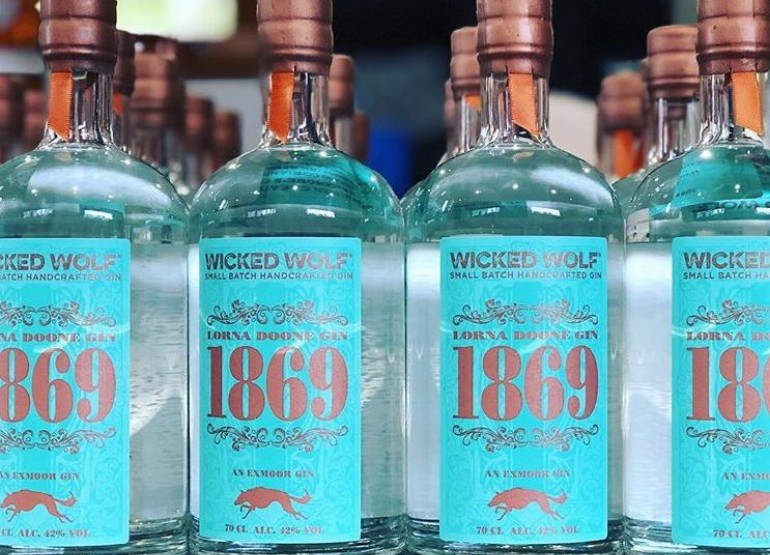 WICKED WOLF GINS