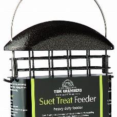 TOM CHAMBERS HEAVY DUTY SUET TREAT FEEDER