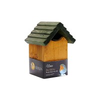 TOM CHAMBERS ROBIN HANDCRAFTED NEST BOX