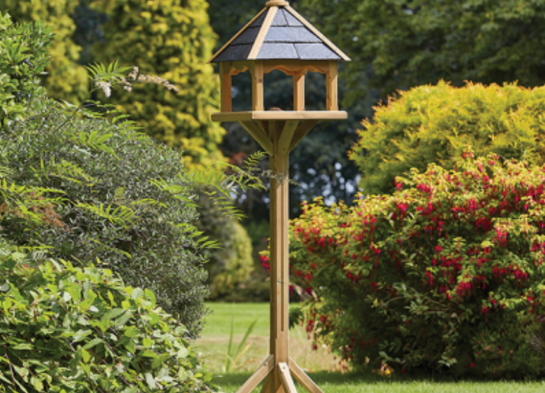 BIRD TABLES / BATHS