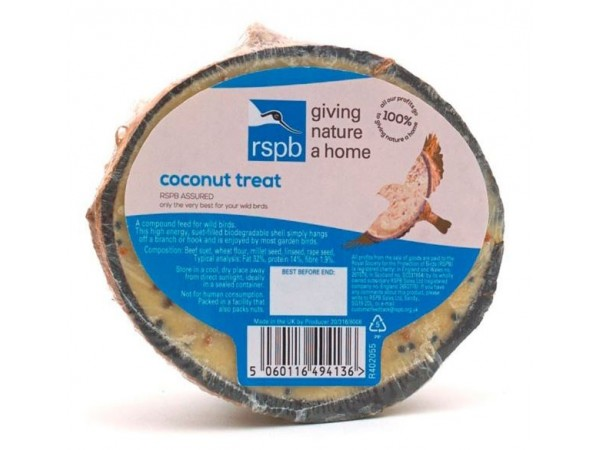 RSPB Coconut Treats