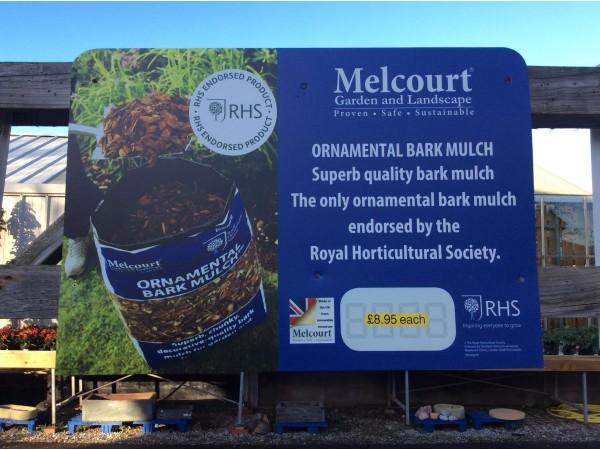 MELCOURT ORNAMENTAL BARK MULCH