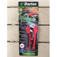 Darlac DP332 Compound Action Pruner Garden Secateurs
