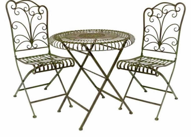 Metal Garden Furniture, Parasols & Bases