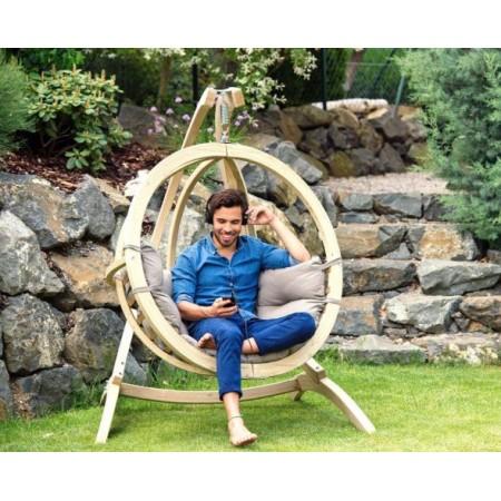 AMAZONAS Globo Chair and Stand