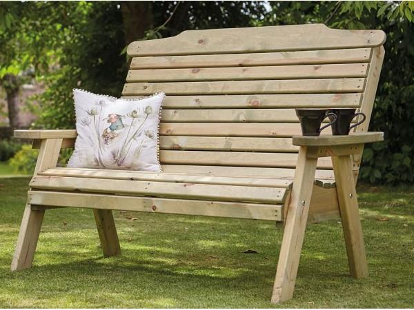 Tom Chambers - Nature's Range Masham Garden Bench