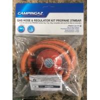Campingaz BBQ hose and regulator