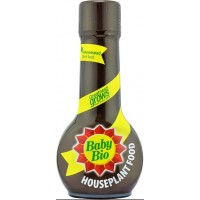 BABY BIO HOUSEPLANT FOOD 175ml    3 FOR £8!