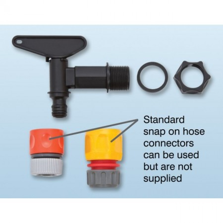 GARLAND WATER BUTT REPLACEMENT TAP