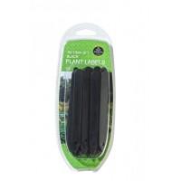 GARLAND 13cm BLACK PLANT LABELS