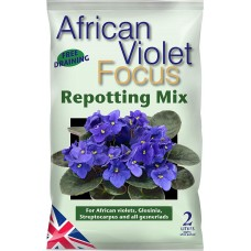 African Violet Focus Repotting Mix