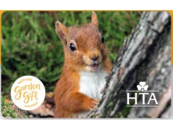 £10 National Garden Gift Card