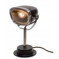 London Ornaments Vespa Table Lamp in Black