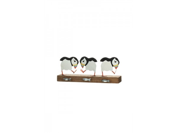 SHOELESS JOE PUFFIN PARTY ON WOOD