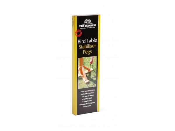 Tom Chambers Bird Table Stabiliser Pegs