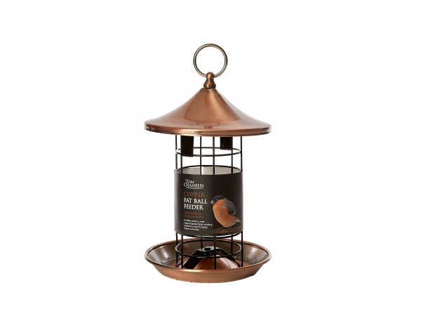 TOM CHAMBERS COPPER FAT BALL FEEDER