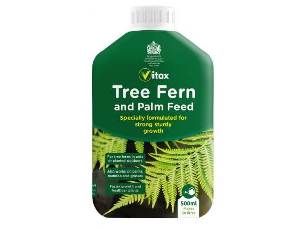 VITAX TREE FERN AND PALM FEED