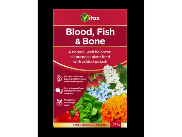 VITAX BLOOD, FISH & BONE