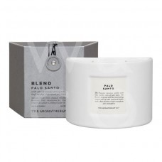 THE AROMATHERAPY CO. 280G BLEND CANDLE - PALO SANTO