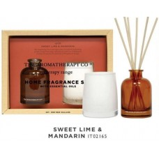 THE AROMATHERAPY CO. HOME FRAGRANCE SETS