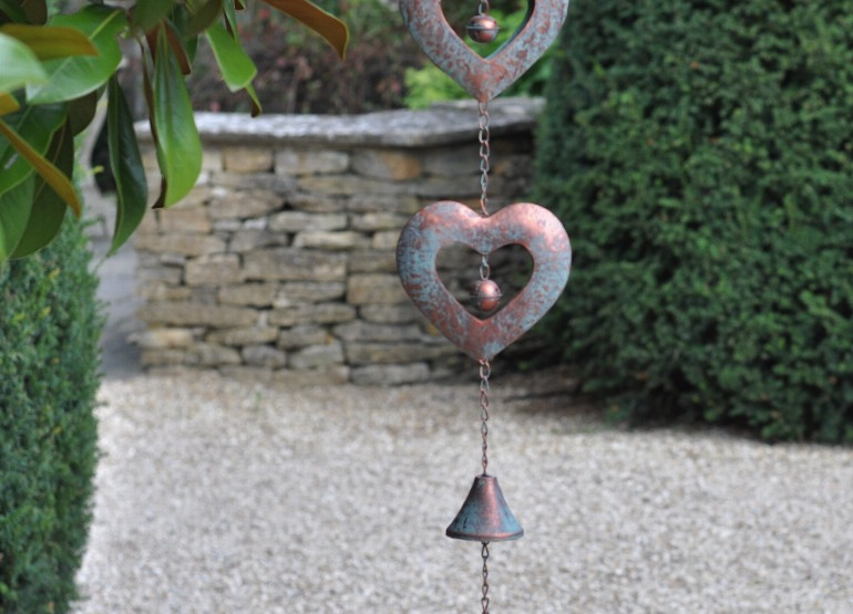 Rain Chains & Garden Ornaments
