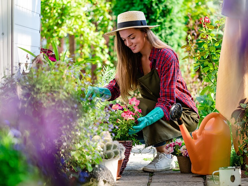 Does Gardening Help to Reduce Stress and Boost Moods?