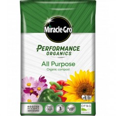 MIRACLE-GRO PERFORMANCE ORGANIC ALL PURPOSE COMPOST