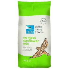 RSPB No Mess Sunflower Mix