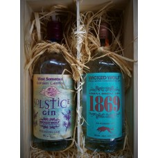 WICKED WOLF LIMITED EDITION 'SOLSTICE' & `1869` GIFT BOX